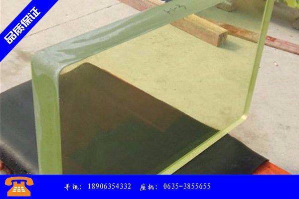 昭通盐津县专业铅玻璃高库存 牛市行情正面临终结