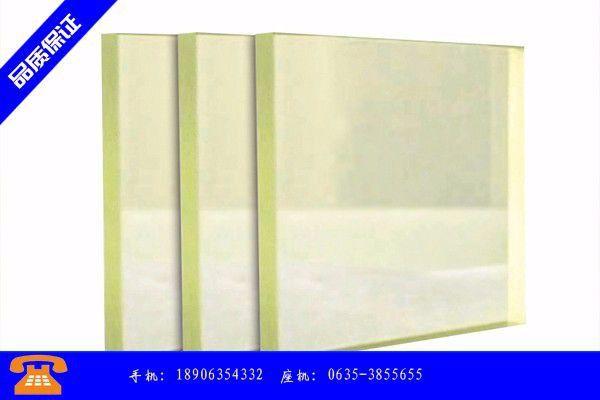 楚雄彝族双柏县玻璃铅玻璃价格会不会回升
