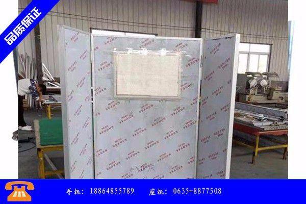 大庆市铝雕屏风国内市场价格弱稳低迷