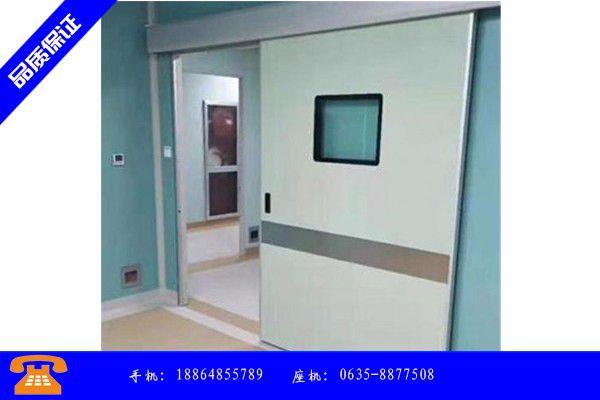 忻州岢岚县探伤室防护门品质检验报告
