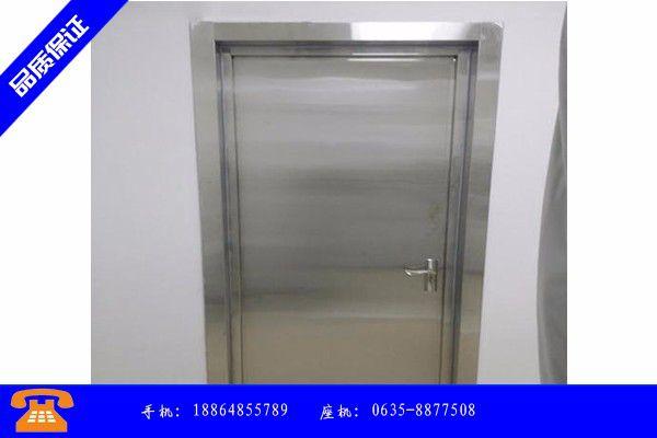 亳州工业防护门发展新篇章