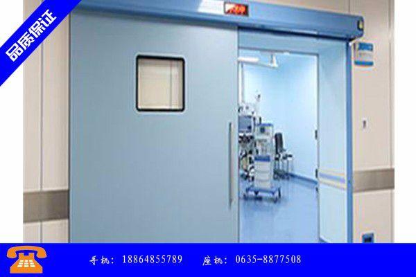 武汉市探伤室防护铅门更多请查看