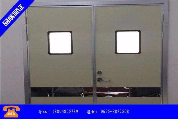 佳木斯桦南县探伤室防护横断面形状特征参数识别方法