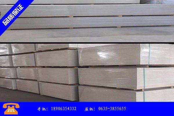 防城港上思县生产pvc板行业发展新趋势
