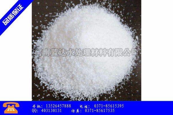 青海省批发聚丙烯酰胺阴离子我们价格涨跌互现的牛市变熊市
