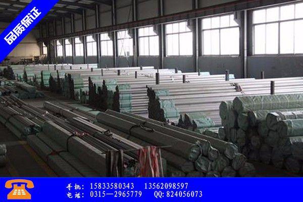 滄州新華區不銹鋼管316l有哪些