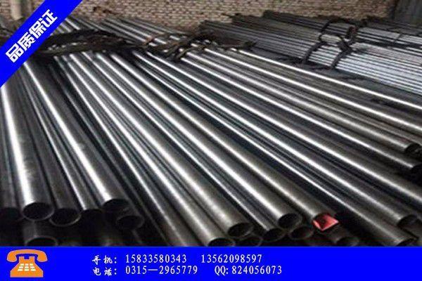 丹东市304不锈钢管管材应用发展将集中于四大领域