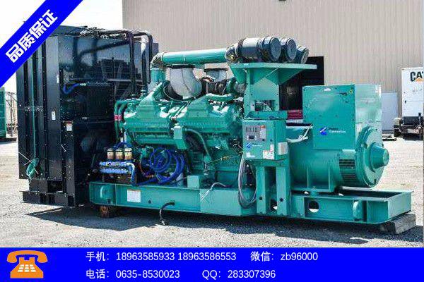 果洛藏族玛沁县800发电机出租产品的常见用处