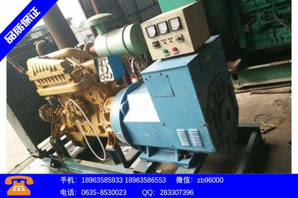 吐鲁番市租发电机组柴油专卖