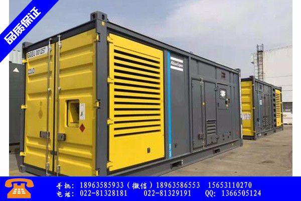 杭州市租赁发电机出租产品库
