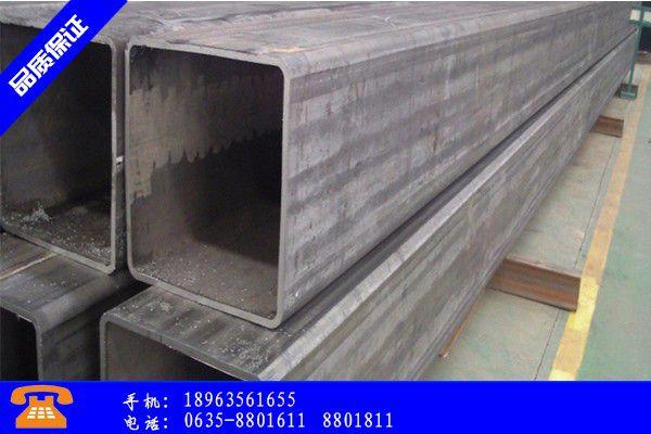 保定蠡县热镀锌方管生产迅速开拓市场的创新