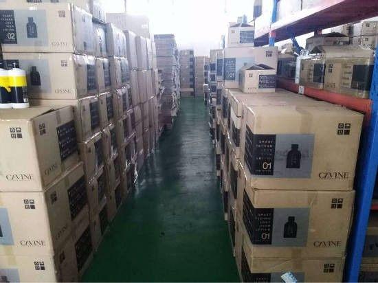 上海日用百货仓储托管公司