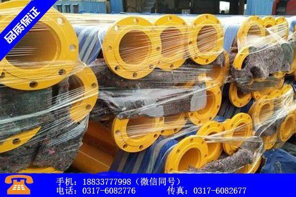 平果縣承插式涂塑鋼管市場新聞