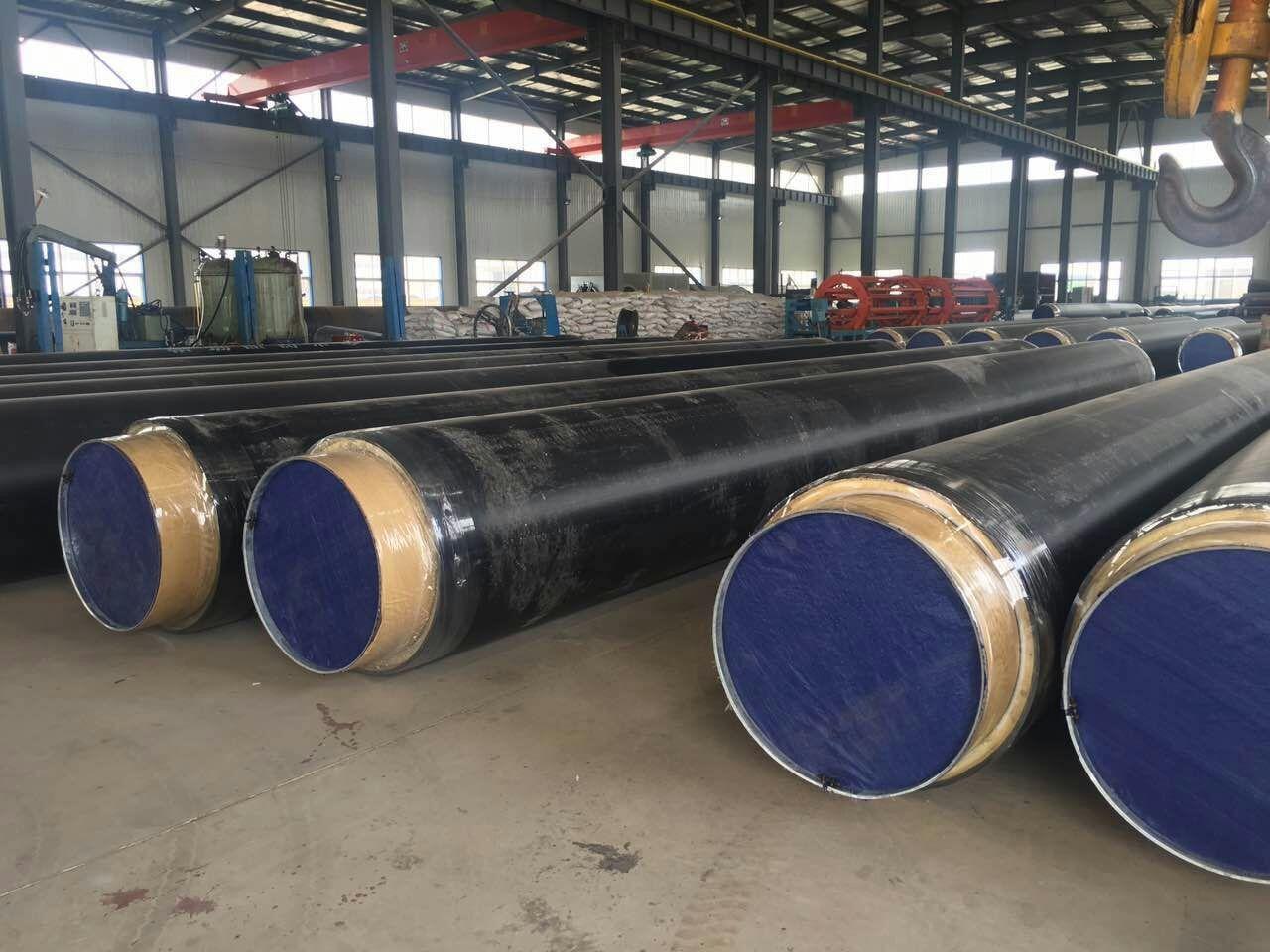 通州区钢套钢硅酸铝保温管勇敢创新的市场反响