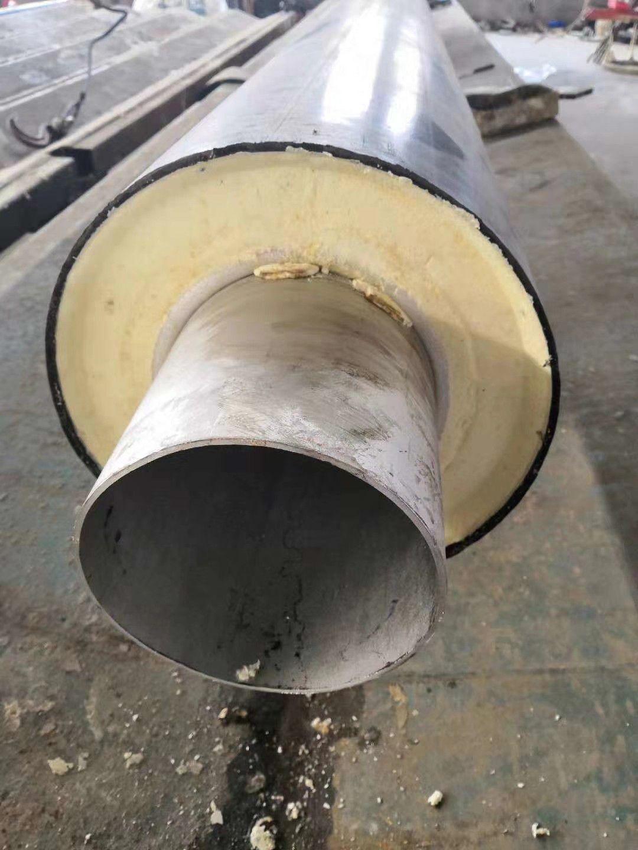 翔安区钢套蒸汽保温钢管新报价