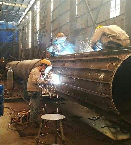 韩城桩基钢护筒新产品