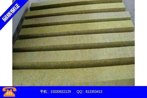 兴宁市岩棉板价格报价产品发展趋势和新兴类别