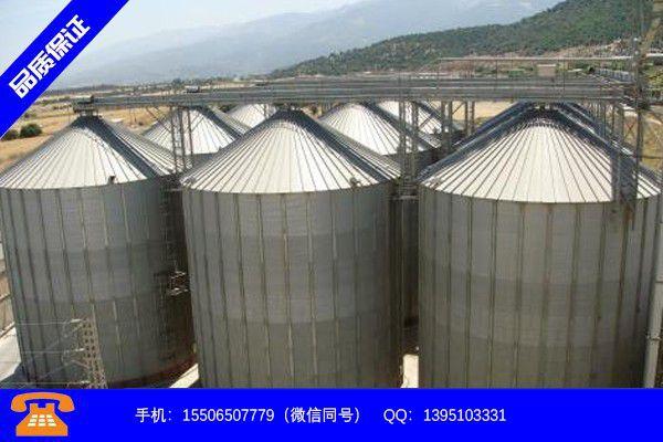 黄山黟县粉煤灰储存仓价格诚信互利