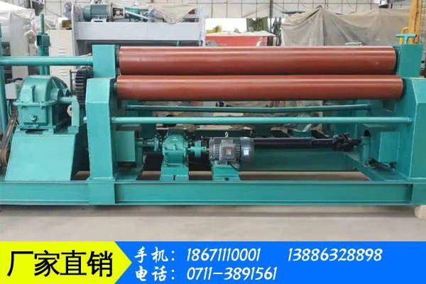 邯郸鸡泽县销售卷板机行业易涨跌价格是在试探中回升