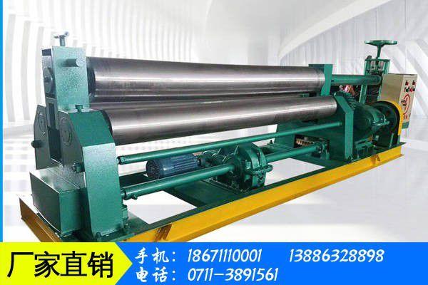 武汉江岸区小型锥形卷板机怎样加工的能提高的韧