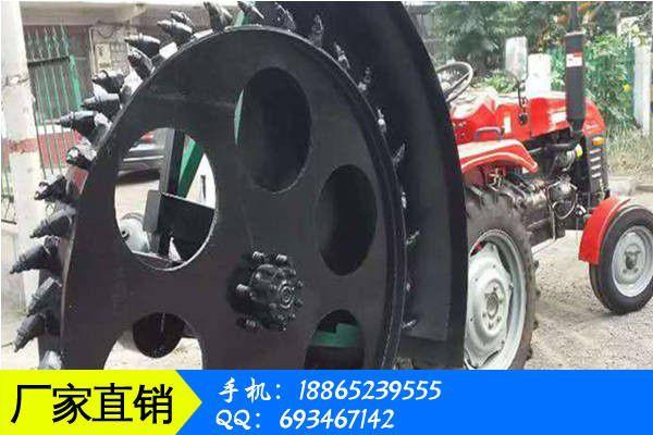 临沂河东区混泥土开槽机专业前景