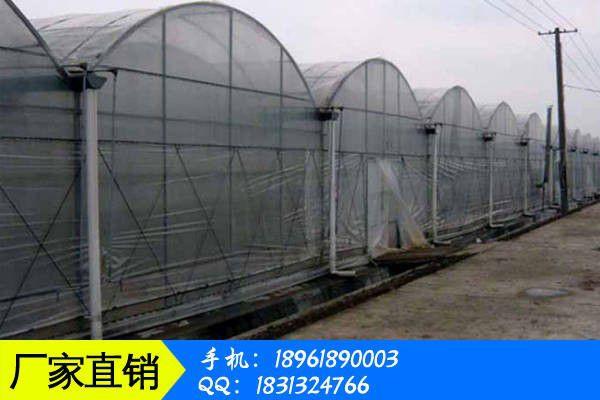长春南关区连栋温室材料佳的工艺参数