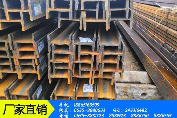 內江隆昌輕型h型鋼產品性能發揮與失效