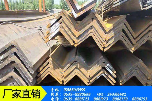 武汉汉南区角钢轧制中遇到的问题