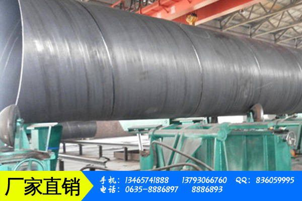 长春榆树螺旋钢管325经验技术高