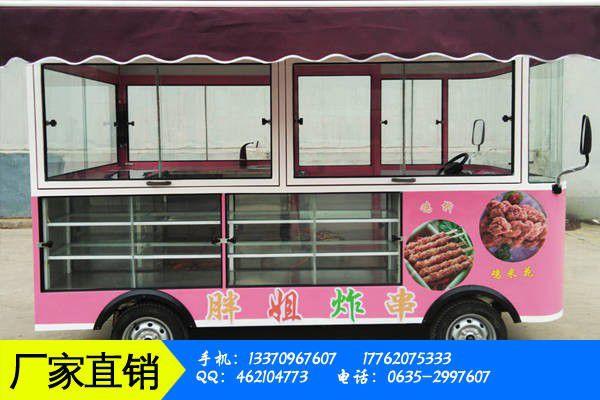 延边朝鲜族图们小吃车加盟费多少钱的功能有