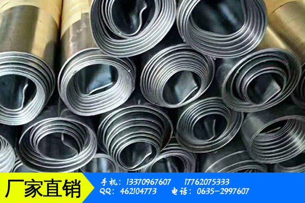 邢台沙河铅板现货行业降温城市价格累跌60元吨