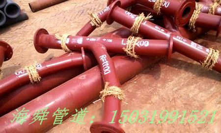 桓台县耐磨管道批发材质