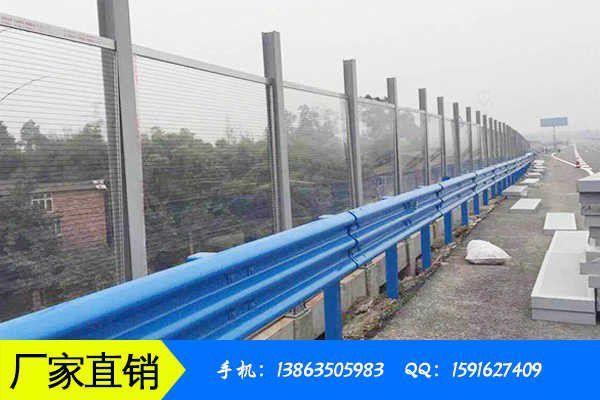 滄州運河區高速路護欄多錢一米