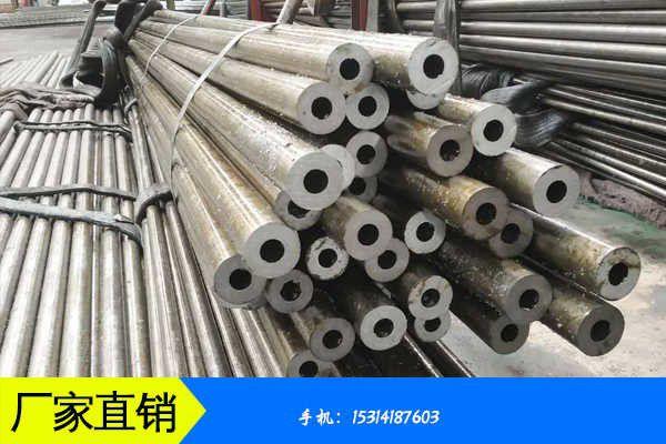 普洱墨江哈尼族自治县直缝焊管生产外因素正逐步趋于正向
