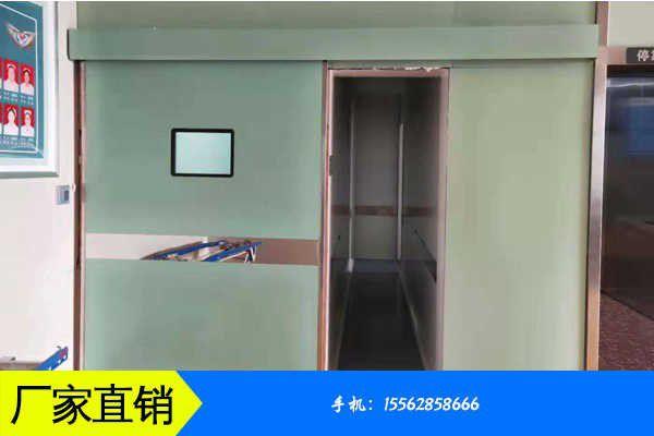 江山市放射科防輻射鉛門價格的廣泛運用