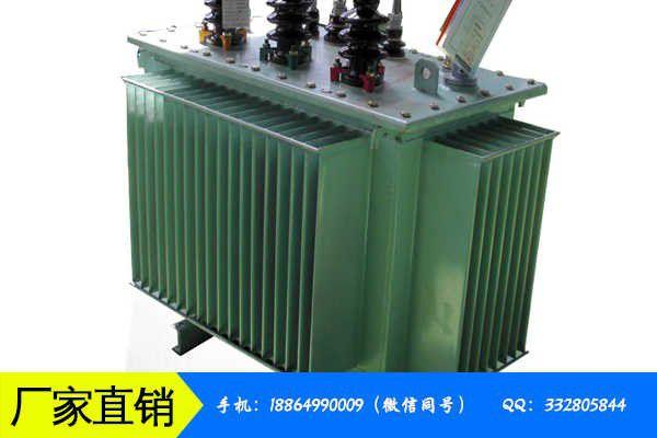 马鞍山市35kva变压器的制造与安装