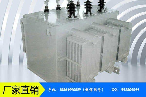 汉中工变压器市场将迎来反弹行情