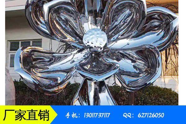 咸宁市不锈钢雕塑雕塑工程在制作时候的重要性
