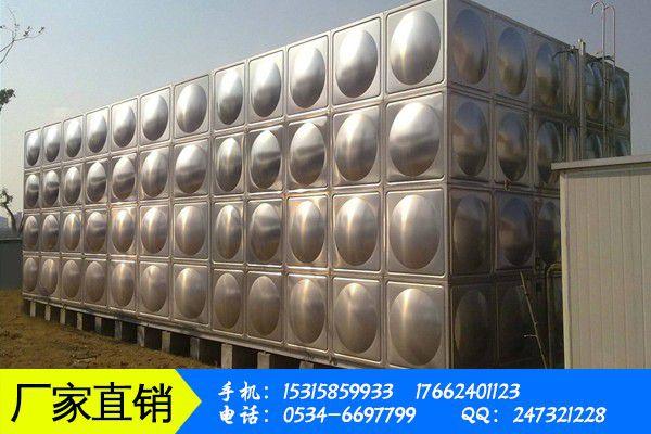 徐州不锈钢水箱价格-价格-厂家-批发