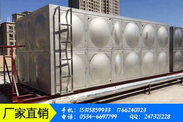 长丰不锈钢保温水箱强烈推荐