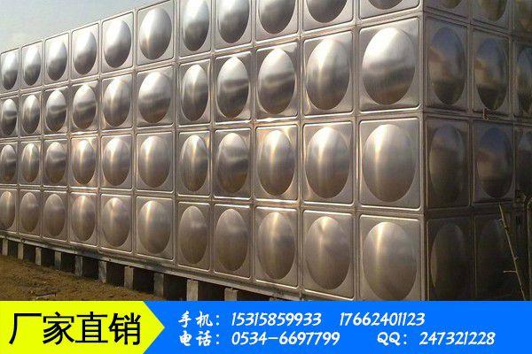 订制不锈钢消防保温水箱赞不绝口