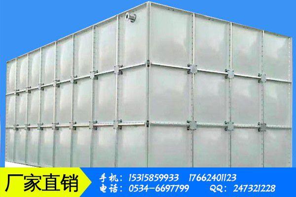 徐州铜山区200升保温水箱屈服强度跟行业级的关系