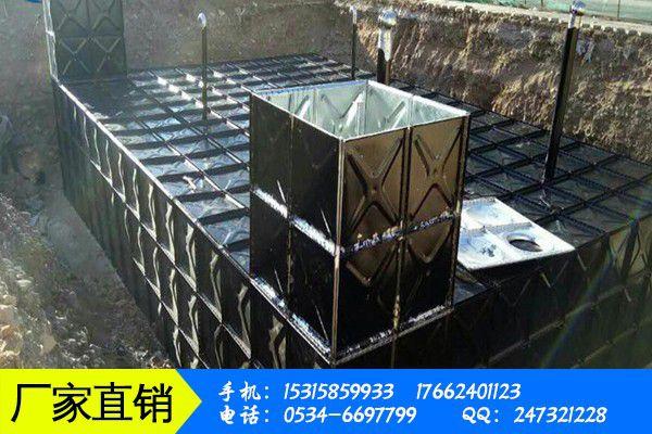 海南省生活消防水箱