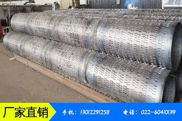 沛县井壁管滤水管企业要加强对市场变化的灵活适应