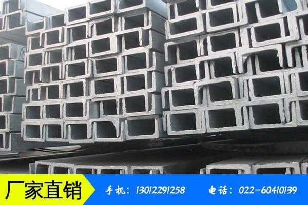 桂林秀峰区吹镀锌槽钢的使用价值所在