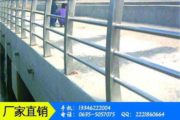 凉山彝族昭觉县桥梁不锈钢复合管护栏产品范围