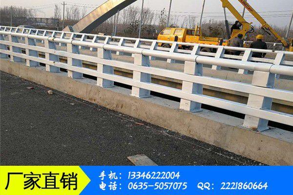 淄博淄川区不锈钢复合管护栏制作报价综述