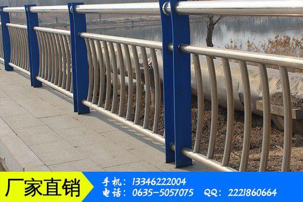 抚顺市无损不锈钢复合管护栏使用维修小窍门