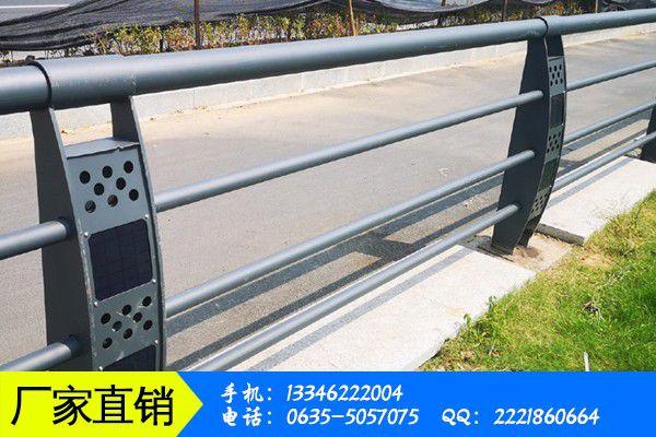 北京大兴区防撞护栏定做