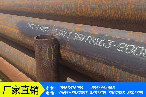 20g大口徑鍋爐管